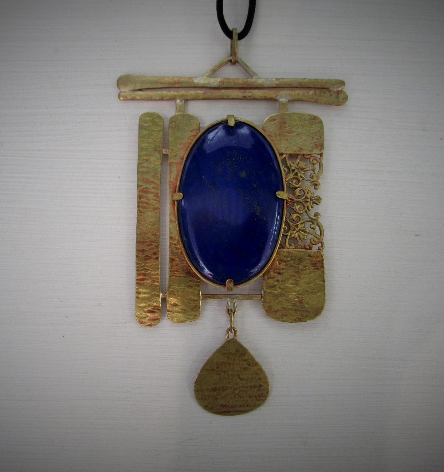 Laiton, Lapis Lazuli